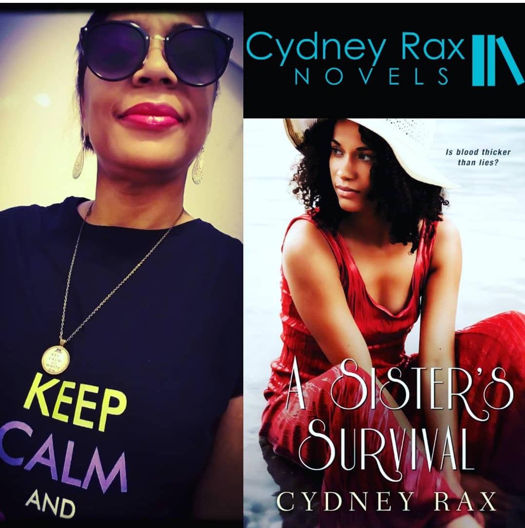 Blog   Cydney Rax